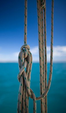 Double Braid Polyester - Yachting Rope